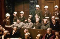 Адмиральское право — Оккупационный режим