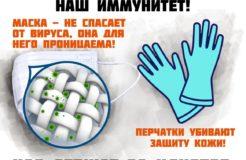 Вред медицинской маски и как защититься от незаконного штрафа